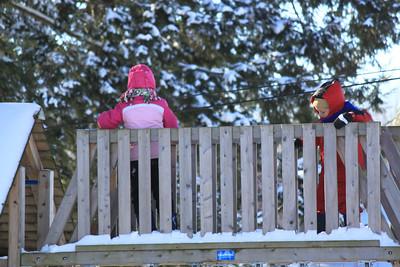 Snow Play 2012