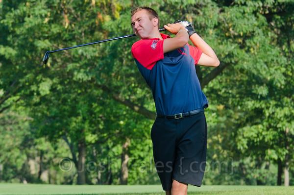 Men's Golf - IWU Invitational