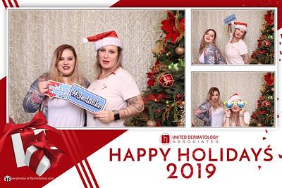 United Dermatology 2019 Holiday Party