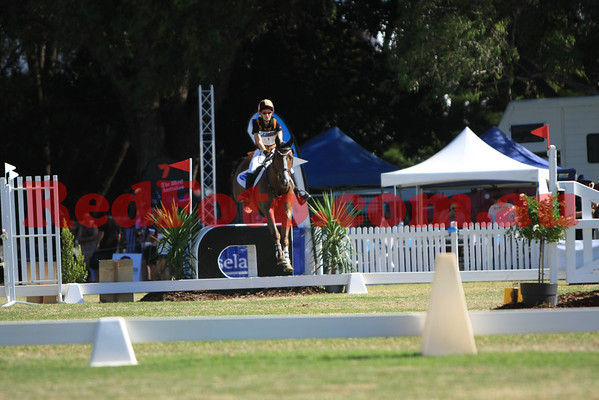 2016 12 10 Eventing in the Park Grand Prix Class Selection