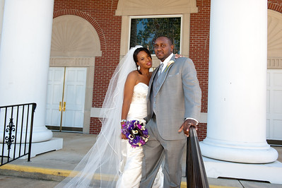 LaTosha & Wyndell - Post-ceremony Formals