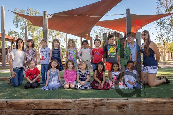 DGM 2018-2019 Primary, Classroom 2, Ms. Tessa