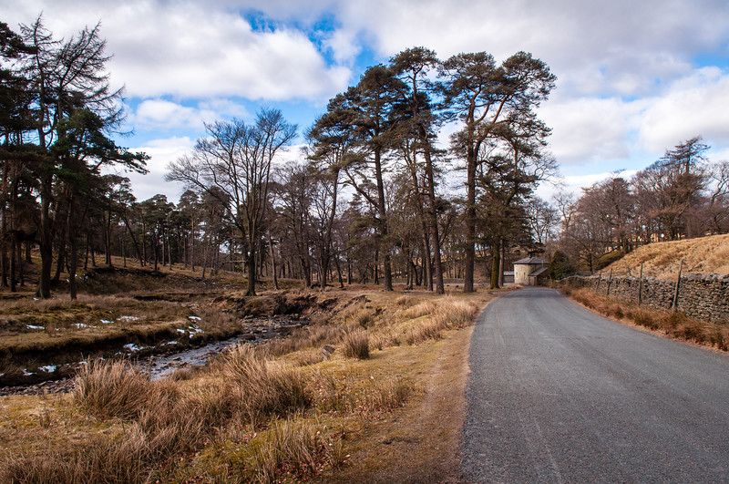 Marshaw Wyre in the Forest of Bowland