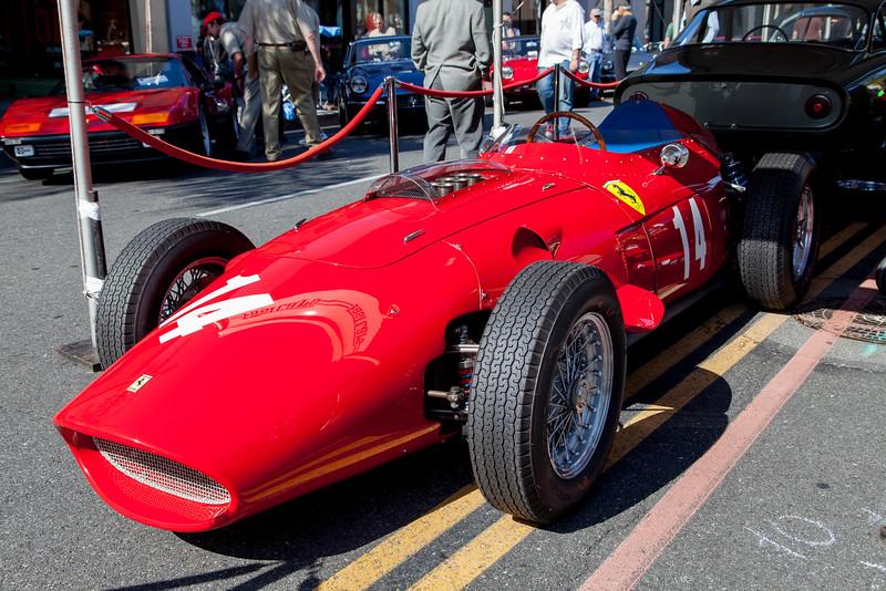 1958 Ferrari 246 F1