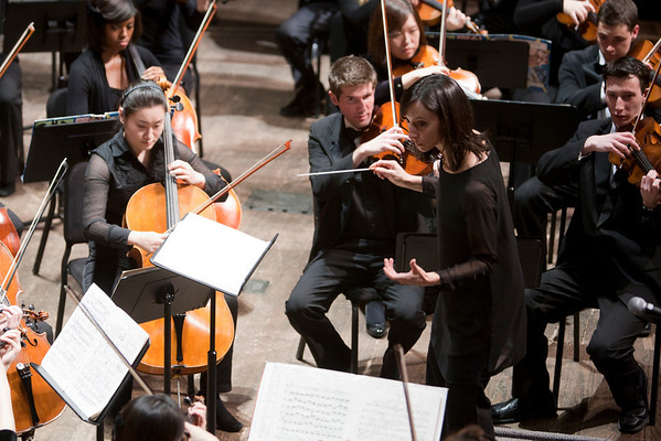 Concert Orchestra @ Moveable Feast 2012