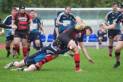 Cheltenham Rugby V Newbury Blues - 26th October 2013