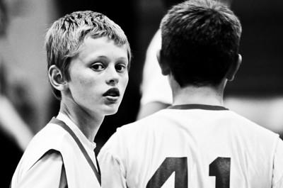 8th Grade Boys vs Tomahawk Nov 14 2011