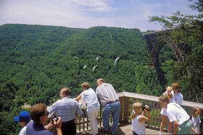 WEST VIRGINIA - NEW RIVER GORGE