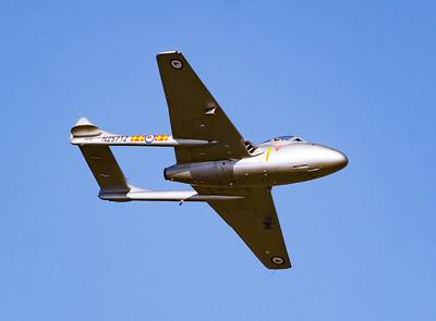 De Havilland DH 115 - Vampire