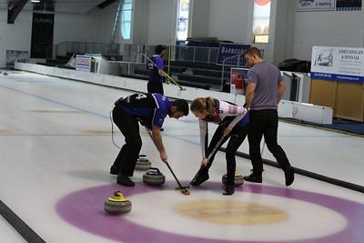 Dumfries International Mixed Doubles Curling