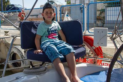 Yacht cruise from kishon - 2012
