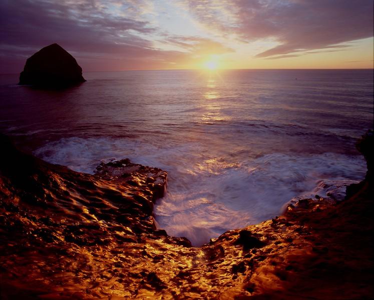 Cape Kiwanda Sunset back of cape sf.jpg