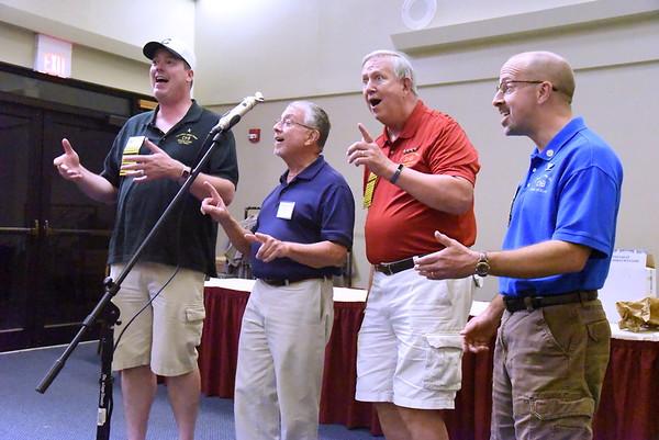 2018 Southern Harmony Brigade