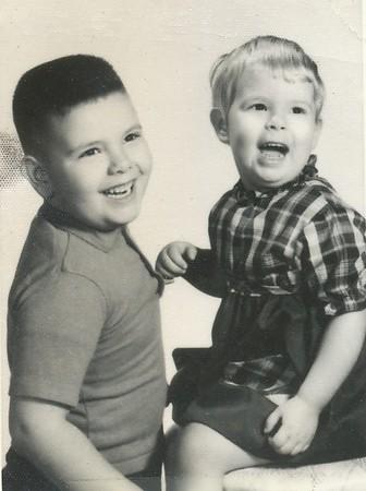 Terry & Billy Morgan