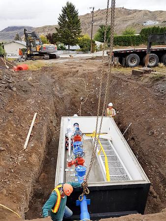 Cache Creek PRV Upgrades