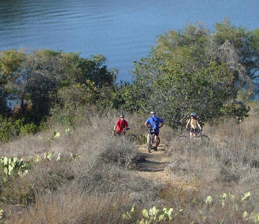 Lake Hodges, Del Dios Highlands Preserve