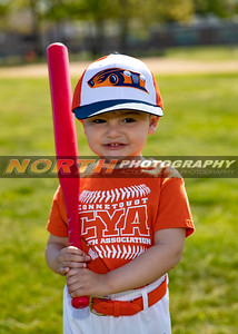 203 Hot Rods Toddler T-Ball coach Mcelroy