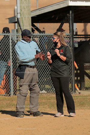 Clarkton vs Etown  middle softball 4/22/21