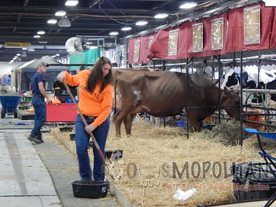 NAILE Barn Photos & Candids