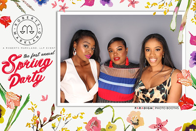 April 19, 2019 - Roberts Markland 1st Annual Spring Party
