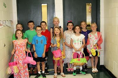 2nd & 3rd Grade Easter Egg Hunt