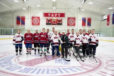 2/23/19: Alumni Hockey Game