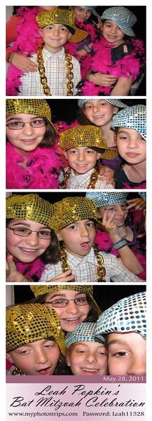 Leah's Bat Mitzvah (5-28-2011)