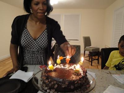 Claudia at 51
