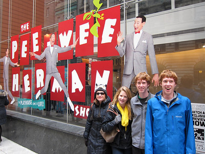 New York December 2010
