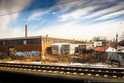 Northeast Regional Amtrak Line
