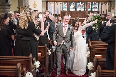 Ashleigh & Matty Wedding 250217 - Blogged Highlights