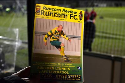 Runcorn Linnets (a) L 2-1