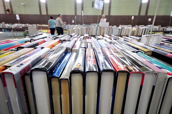 Book Sale for North Adams Public Library-092414