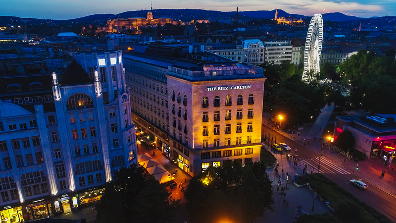The Ritz-Carlton in Budapest