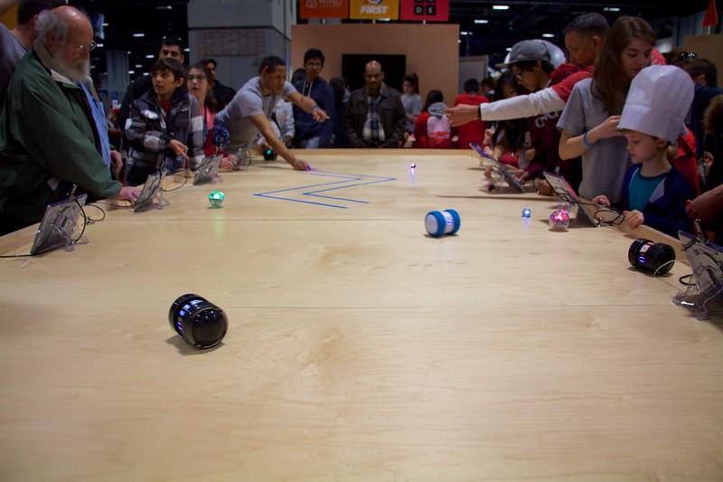 Sphero Table