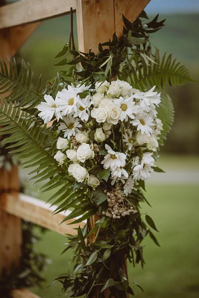 White Hollow Acres Summer Rustic Boho Barn Wedding Upstate New York 011.jpg