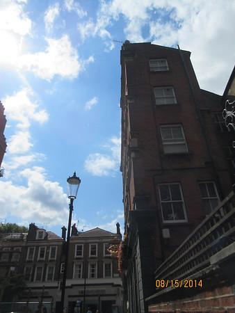 LONDON AUG 2014