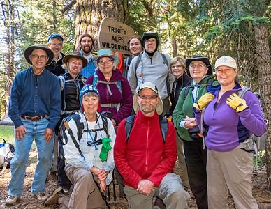 2016 Trinity Alps Wilderness Shasta Trinity NF