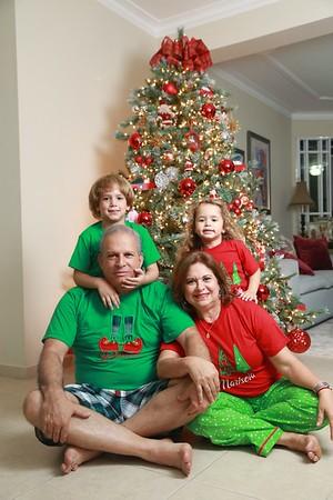 Sesión Navidad Marisela