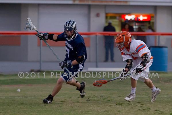 Boone Varsity Lacrosse #1 - 2011