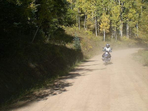 2007-09-23 YP's big fall ride '07