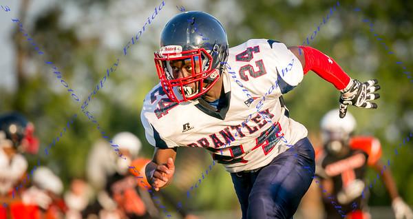 LBHS Freshman vs Seminole - September 20, 2017