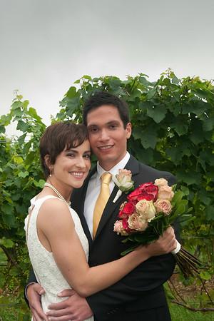 Lindsay & Pedro