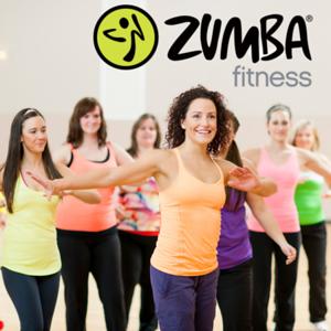 Group of women doing dance fitness
