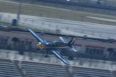 RedBull Air Races Ft. Worth Day 1