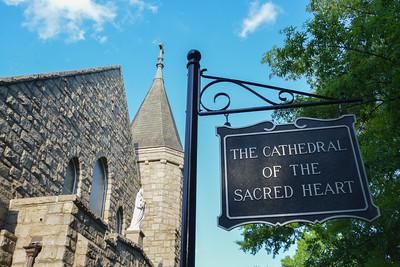Holy Thursday at Sacred Heart 4-13-17