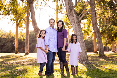 Goel Family