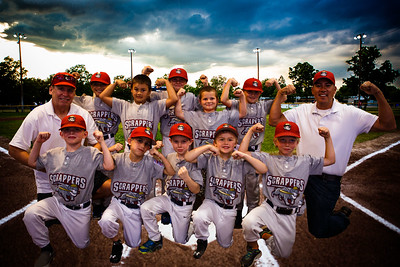 Scrappers 2015 Turlock American Little League