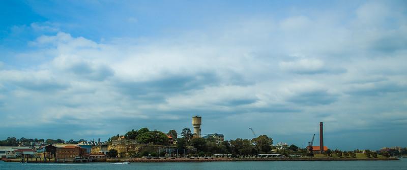 Sydney Harbour Islands