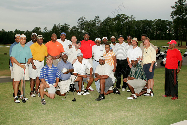 Jumpin' Joe Ward Celebrity Golf Classic Friday Seafood Slam in Honor of Lee Elder
